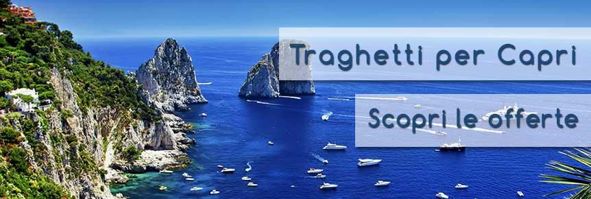 Offerte Traghetti Capri