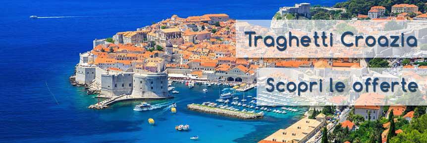 Offerte Traghetti Croazia