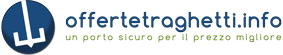 offerte traghetti Mobile Logo