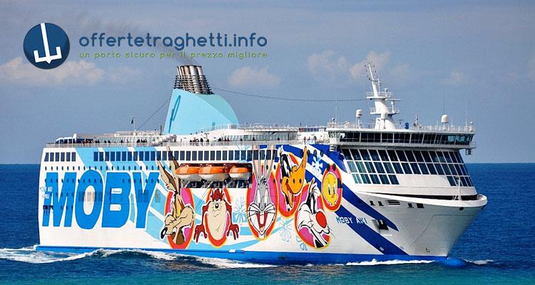Offerte Moby Lines per la Sardegna