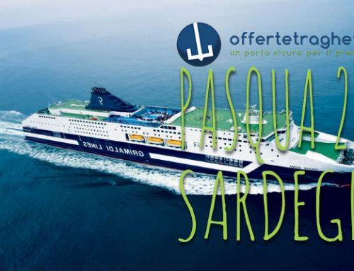 Offerta Traghetti Sardegna Pasqua 2017