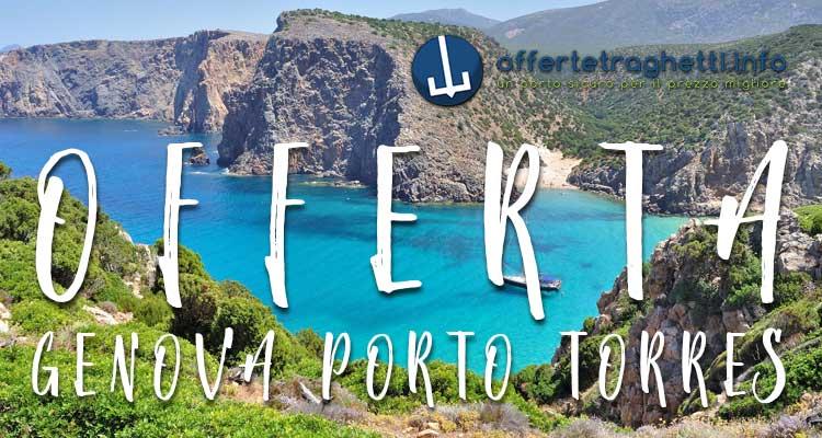 Offerte Traghetti Genova Porto Torres , Grandi Navi Veloci