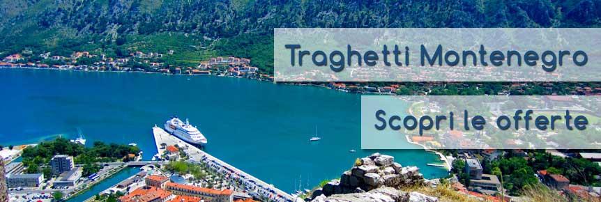 Offerte Traghetti Montenegro