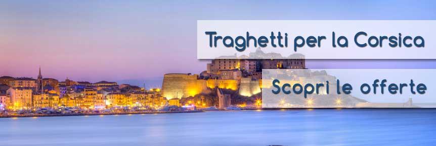 Offerte Traghetti Corsica