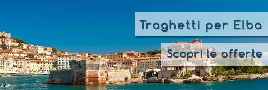Offerte traghetti Elba
