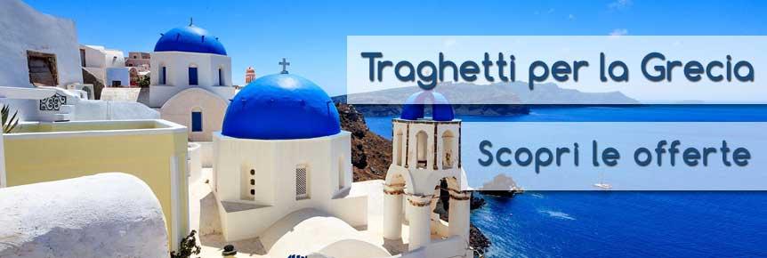 Offerte Traghetti Grecia