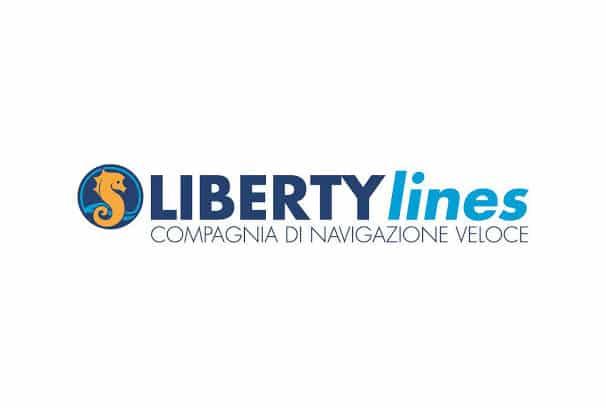 Aliscafi Liberty Lines, logo