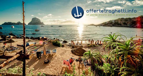 Offerta Balearia- Traghetto Barcellona Ibiza