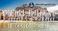 Offerte Traghetti Napoli Palermo GNV