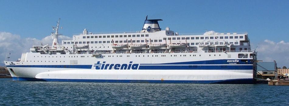 Traghetti per la Sardegna, Genova Porto Torres