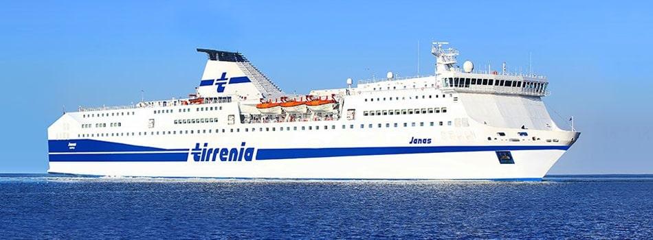 traghetti Civitavecchia Arbatax Tirrenia