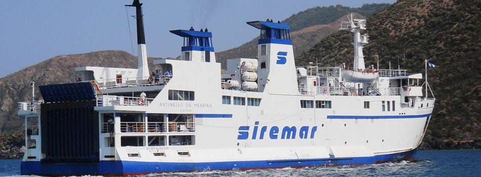Traghetti Eolie Siremar
