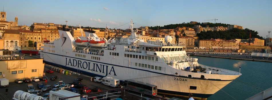 traghetti Ancona Zara