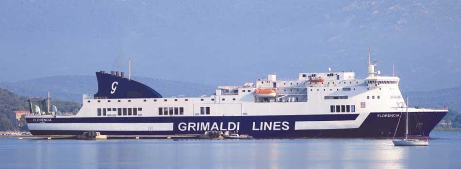 traghetti Brindisi Patrasso, Grimaldi Lines