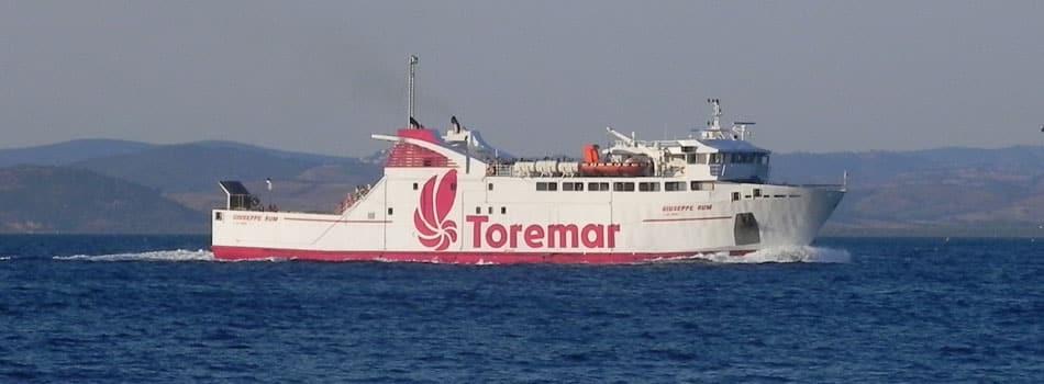 Traghetti isola del Giglio Toremar