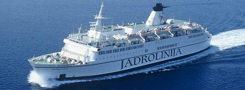 traghetti Montenegro di Jadrolinija