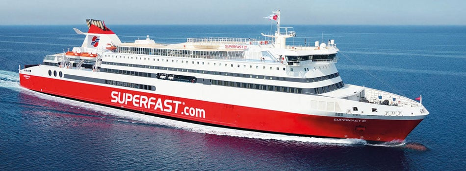 Traghetti Grecia Superfast Ferries